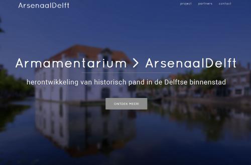 ArsenaalDelft.nl